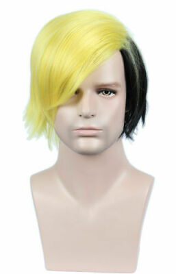 For Cosplay Bill Cipher Halloween Costume Gravity Falls Cosplay Wig