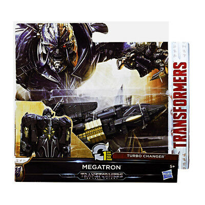 Transformers 5 The Last Knight 1-Step Turbo Changer Megatron