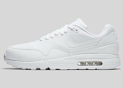 sale retailer bee1a 7d92b 48354 34808  clearance nike air max 1 ultra 2.0 essential mens trainers  size uk 10 eu 45 808af