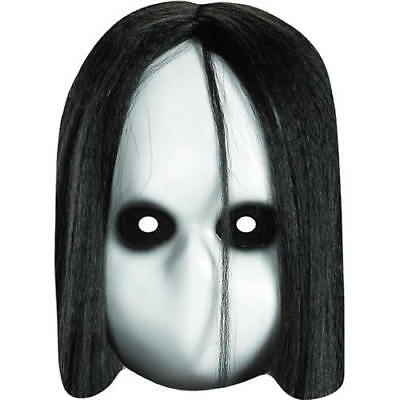 Masks Are Pre-Cut Horror Jeepers Halloween Celebrity Fright Night Card Mask