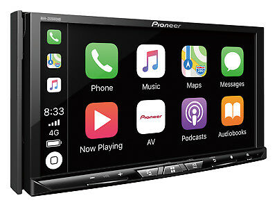 "Pioneer Avh-Z9100Dab Monitor Estraibile 7"" Apple Car Play Android Auto"