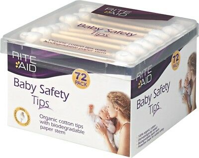 Rite Aid Baby Safety Tips - 72 Pack
