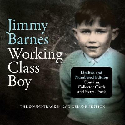Jimmy Barnes Working Class Boy Soundtrack 2 CD Deluxe Edition DIGIPAK NEW