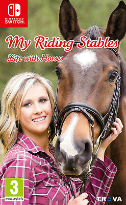 My Riding Stables - Life with Horses Switch Game | BRAND NEW & SEALED