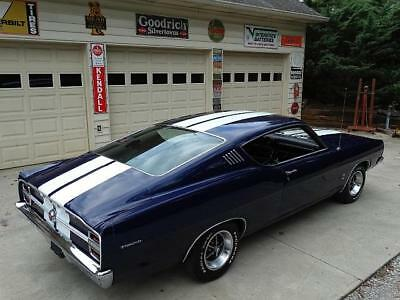 1968 Ford Torino -- 1968 FORD TORINO.....LOADED....BIG BLOCK...POWER STEERING