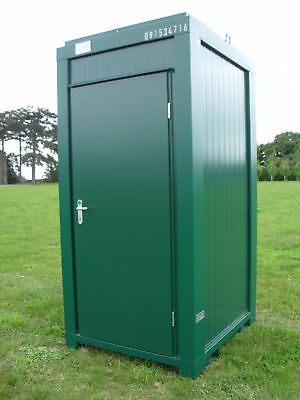 New 5' Single Toilet Container