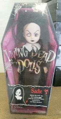 Living Dead Dolls 13th anniversary Sadie Horror Puppe sealed doll