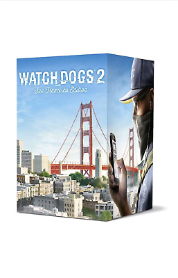 Watch dogs 2 Xbox One San Francisco edition. Brand new and sealed.