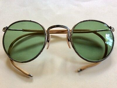 Vintage American Optical Ful-Vue AO25 Sunglasses Green Lenses