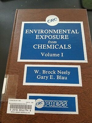 Environmental Exposure From Chemicals Volume I