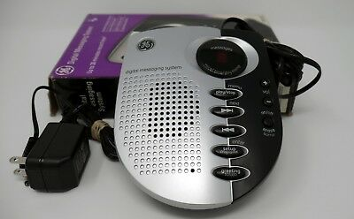 GE Digital Messaging System - Model 29871GE3-A - Answering Machine