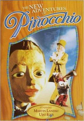 The New Adventures Of Pinocchio New Dvd