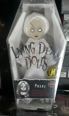 Living Dead Dolls White Posey Exclusive Neu New sealed doll
