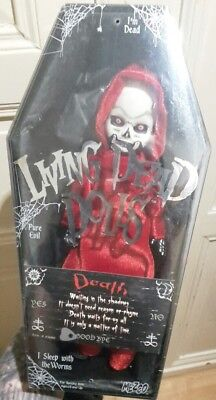 Living Dead Dolls Death Variant Glow in the Dark Serie 15 Mezco Puppe doll