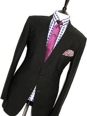 Luxury Mens Gucci Tom Ford Italian-Made Tailor-Made Slim Fit Suit 44R W38 88540663cb44