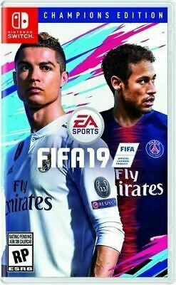 FIFA 19 for Nintendo Switch  - Champions Edition