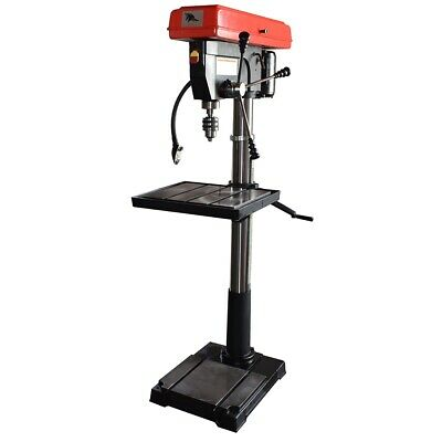 Toolots 20-Inch 12 Speed Floor  Drill Press with Light and Laser UL Listed