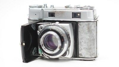 Kodak Retina III C 35mm Camera With Xenon C 50mm f/2 Lens