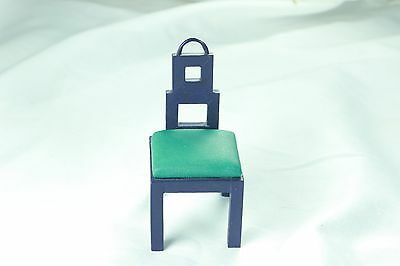 Teal Form & Function #24021 Take A Seat Raine & Willitts Designs 1999