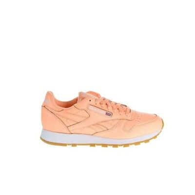 Reebok Classic Leather Gum (DESERT GLOW/WHITE-GUM) Men's Shoes CN3994