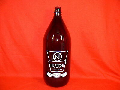 NT Draught DARWIN STUBBY Beer Bottle NT BREWERY 2.25L No Longer Made COLLECTORS