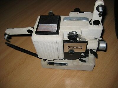 Eumig  P8  Phonomatic Movie Projector for 8mm film
