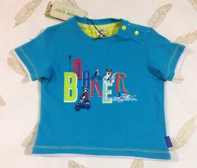 Ted Baker Baby Boys T Shirt 00 New