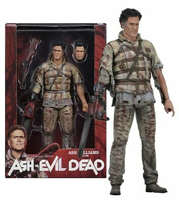 Ash vs Evil Dead Action Figure Asylum Ash Neca