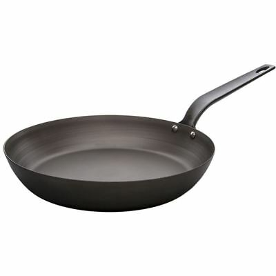 Benzer - Far East Collection Induction Frypan with Cast Iron Handle 30cm