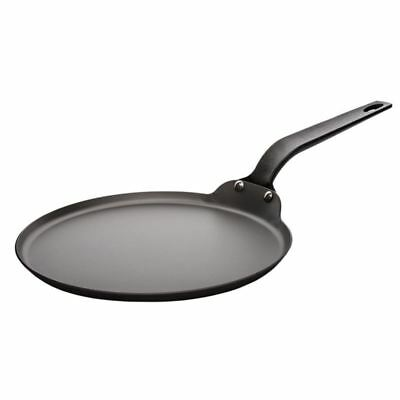 Benzer - Far East Collection Induction Crepe Pan with Cast Iron Handle 26cm