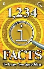 1234 QI Facts to Leave You Speechless Hardback Book