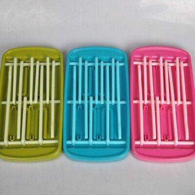 Baby Feeding Bottle Dryer Rack simple tree shape Cleaning Drying Rack Shelf UK