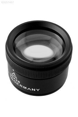 DB57 New 30x Optics Loupes Magnifier Glass Lens Loop For Jeweler Watch Coins Jew