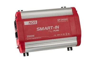 NDS Smart-In-Wandler 230V / 50-60Hz 12/2000, reine Welle