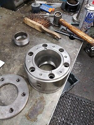crawford collet chuck CDC66 , A-6 NOSE