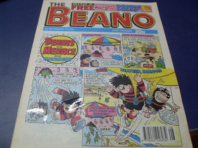 The Beano Comic No 2641 Feb 27Th 1993