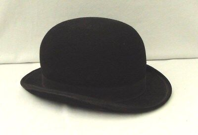 Lock & Co Hatters St James's Street London Black Bowler Hat