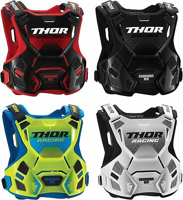 New 2019 Thor Guardian Adult Mens Roost Deflector Chest Protector MotoX Offroad