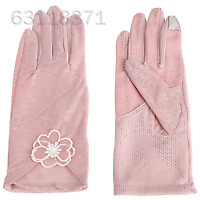 5155 6 Colors Lace Soft Touch Screen Glove Touch Texting Gloves Smart Phones