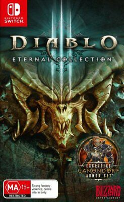 Diablo 3 Eternal Collection Switch Game NEW