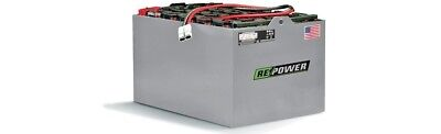 18-85-23 Repower Reconditioned Forklift Battery - 36v