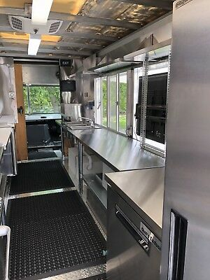 Custom Made)New Food Truck Commercial Kitchen(FREE DELIVERY) in USA 571-251-3860