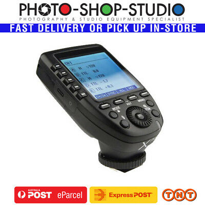 AU*Godox XPRO-F TTL Wireless Flash Transmitter for Fujifilm