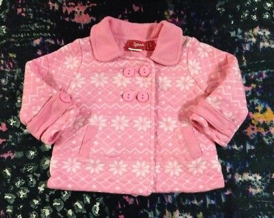 Sprout Baby Girls Jacket Size 0