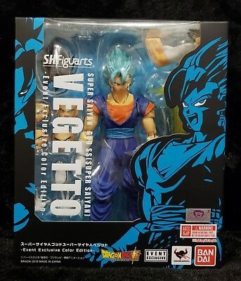 Vegetto S.H. Figuarts NYCC 2018 Event Exclusive Dragonball Super Bandai
