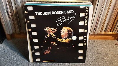 The Jess Roden Band ‎– Blowin' (Album)