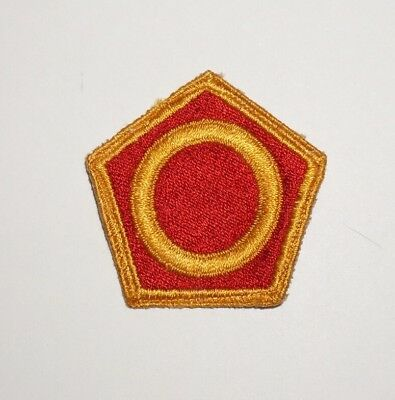 50th Infantry Division Ghost Phantom Patch WWII US Army P8154