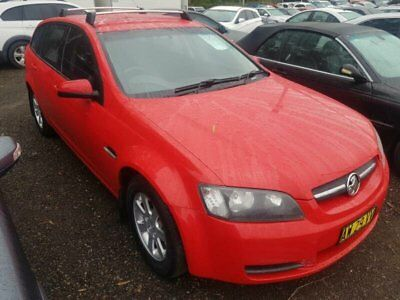 2008 Holden Commodore VE MY09 Omega Red Automatic 4sp A Wagon