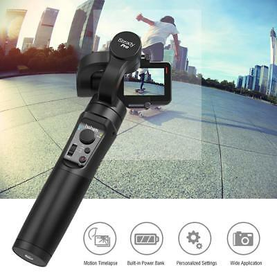 Hohem iSteady Pro 3-Axis Handheld Action Camera Gimbal Stabilizer Photography BT