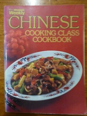 The Australian Womens Weekly - Chinese Cooking Class Cookbook